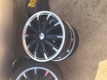 18' rims(REDUCED) in Fort Campbell, Kentucky