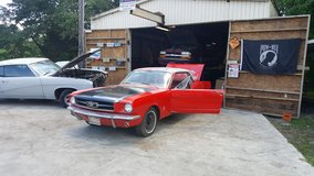 1964 1/2 Mustang original owner project in Camp Lejeune, North Carolina