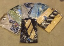 LEONARDI Italy Dress Shirts with tie (set of 6) in Los Angeles, California
