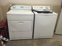 Whirlpool washer/dryer in Fort Carson, Colorado