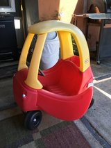 Little Tikes Cozy Coupe in Fairfield, California