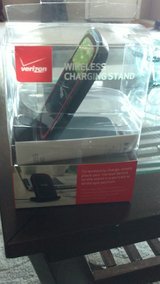 Verizon wireless charging stand in Beaufort, South Carolina