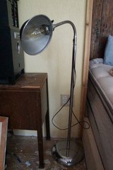 Vintage US Army MASH Surgical Light Floor Lamp in Fort Leonard Wood, Missouri