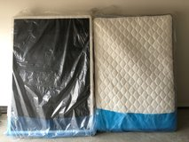 New Fullsize Mattress with Boxspring in Fort Bliss, Texas