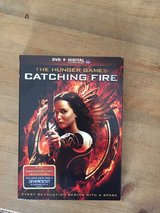The hunger games catching fire dvd and digital copy in Camp Lejeune, North Carolina