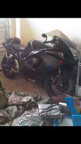 Extremely Reduced# 2008 Suzuki Hayabusa 1300 in Fort Bliss, Texas