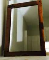 Arts and Craft Oak Framed Mirror in Glendale Heights, Illinois