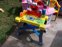 Play table in Fort Riley, Kansas