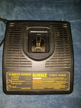Dewalt 15 Minute Ni-Cad Battery Charger in Beaufort, South Carolina