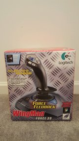NEW LOW PRICE!-NEW WingMan Force 3D/Feedback Joystick For Computer Games By Logitech in Chicago, Illinois