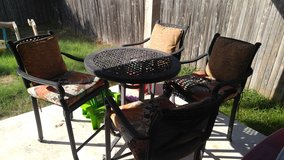 Patio furniture in Fort Sam Houston, Texas