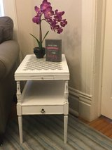 Vintage Side Table in Algonquin, Illinois