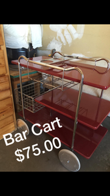 Bar Cart in Fort Polk, Louisiana