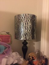 Zebra Lamp in Travis AFB, California