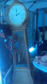 Reproduction grandfather clock in Houston, Texas