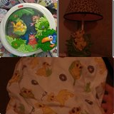 Lion King Crib Set and More in Cleveland, Texas