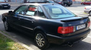 1994 Audi 80 in Ansbach, Germany