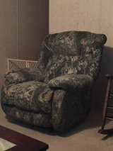 camo recliner in Fort Polk, Louisiana