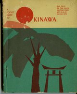 1961 Pocket Guide to Okinawa book in Okinawa, Japan
