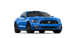 2016 / 2017  Ford Mustang Fastback in Spangdahlem, Germany