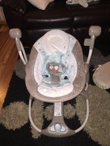 Small baby swing in Lockport, Illinois