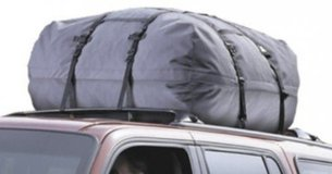 Car Top (Roof Top) Cargo Carrier Bag in Wilmington, North Carolina
