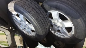 245/65/R17 Tires w/ OEM rims in Lawton, Oklahoma