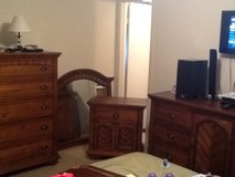 Night stand Dresser w/ mirror And Dresser in Fort Polk, Louisiana