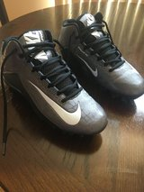 Brand new Nike football cleats in Morris, Illinois