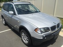 05 BMW X3 SUV in Warner Robins, Georgia