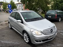 Mercedes B Class 200 Turbo automatic/ 62 kmiles- perfect shape in Hohenfels, Germany