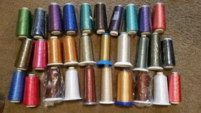 Madeira Embroidery Thread New 30 spools in Houston, Texas