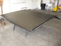 """BED COVER (UNDERCOVER CLASSIC W/HIDDEN HINDGES) FITS 07-13 CHEVY 1500-2500 6'6"""" BED! in Clarksville, Tennessee"""