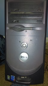 Dell Desktop with windows cd in Beaufort, South Carolina