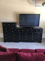 Dresser Set in Lackland AFB, Texas