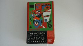 The Norton Anthology of American Literature in Cherry Point, North Carolina