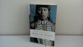 Black Elk Speaks in Camp Lejeune, North Carolina