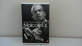 The Autobiography of Malcolm X in Camp Lejeune, North Carolina