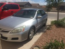 2006 Honda Accord in Fort Bliss, Texas