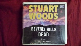 Beverly Hills Dead by Stuart Woods 7 discs audiobook in Perry, Georgia