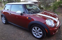 2009 Nightfire Red Mini Cooper Hardtop in Fort Lewis, Washington