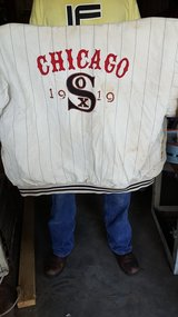 Chicago White Sox coat in Ottumwa, Iowa