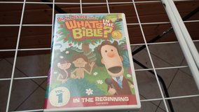 What's in the Bible - In the Beginning DVD in Ramstein, Germany