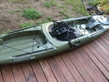Wilderness systems kayak in Beaufort, South Carolina