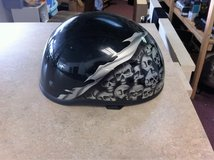 Skid Lid Skull Size Large Helmet in DeRidder, Louisiana
