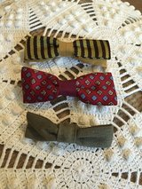 1950's Boys Bowties (clip-on) in Fort Campbell, Kentucky