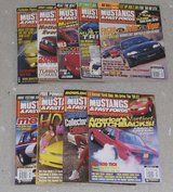 Muscle Mustangs & Fast Fords magazines in Ansbach, Germany