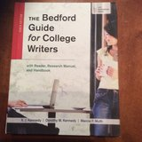 College writers text book in Houston, Texas