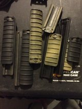Rifle and weapons attachments. in Camp Lejeune, North Carolina