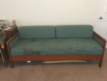 Couch with pull out bed! in Fort Leonard Wood, Missouri